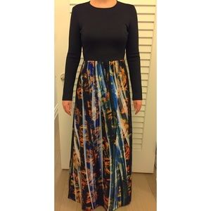 New Clover Canyon maxi dress in size extra small